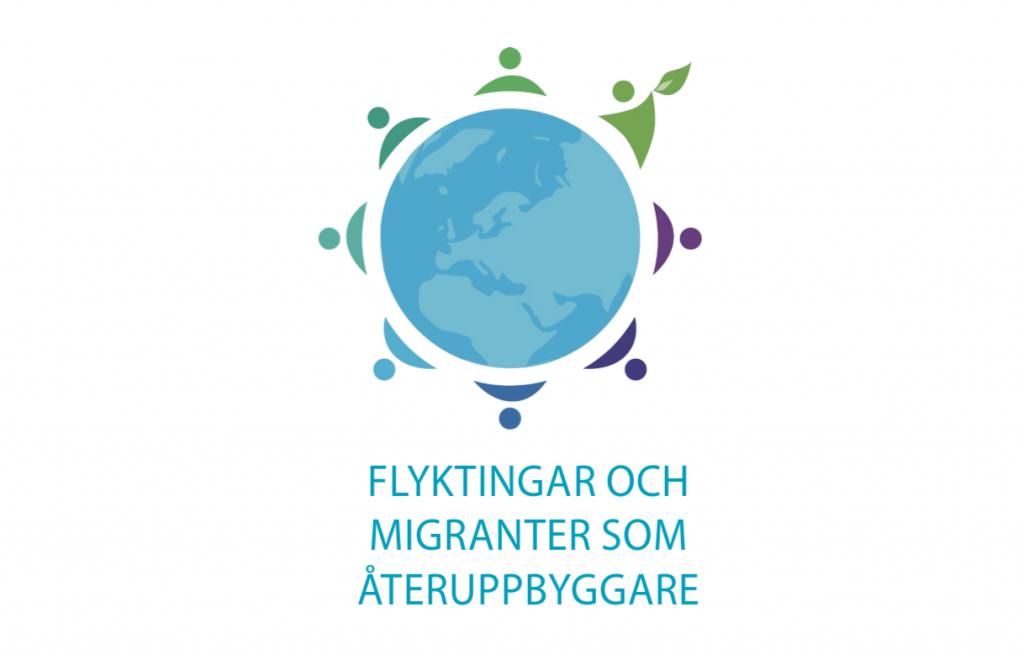 Flyktingar och migranter som återuppbyggare